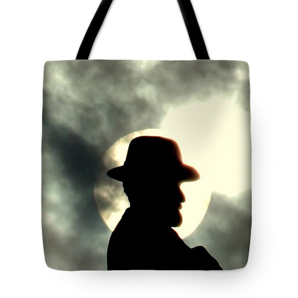 New Orleans General Robert E. Lee Mounment Tote Bag by Michael Hoard