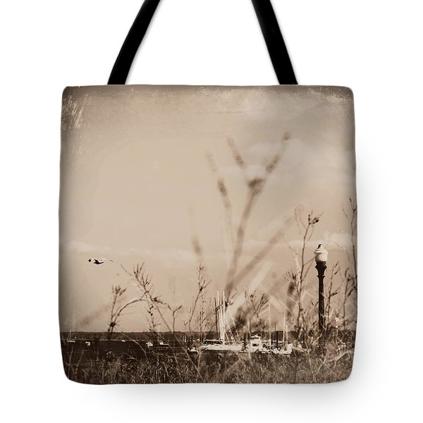The Summer Wind II Tote Bag by Aurelio Zucco
