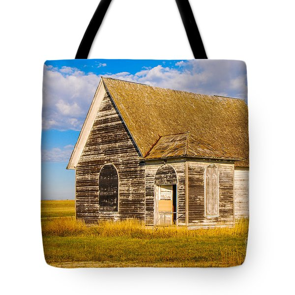 The Sunbeam Church Tote Bag by Mary Carol Story