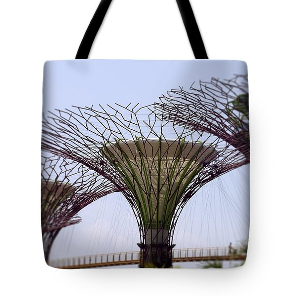 The Supertrees Tote Bag