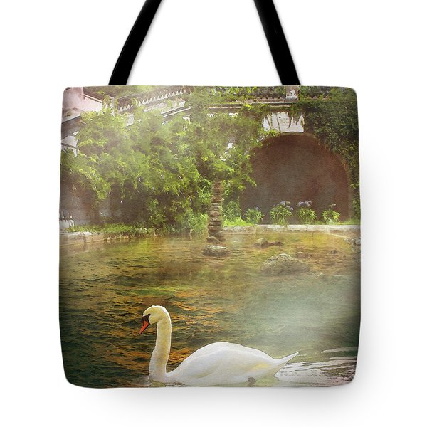 The Swan Lake Tote Bag