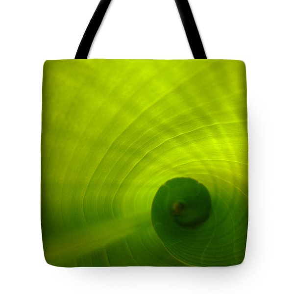 The Swirl Tote Bag