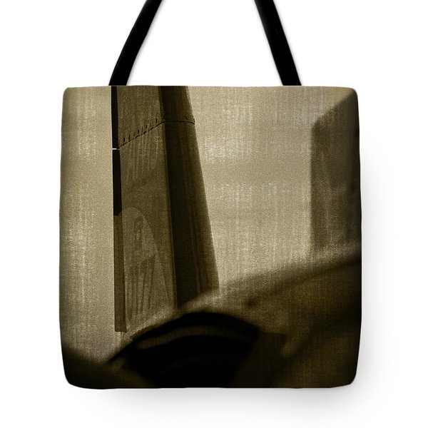 The Tail Tote Bag by Paul Job
