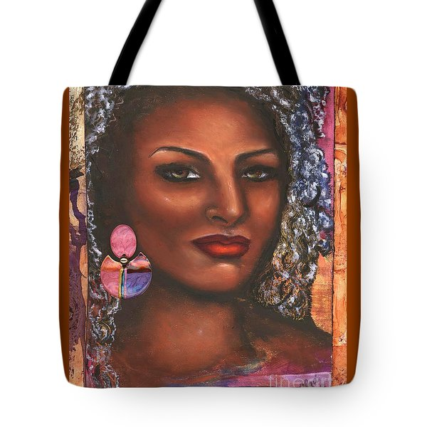 The Temptress Tote Bag