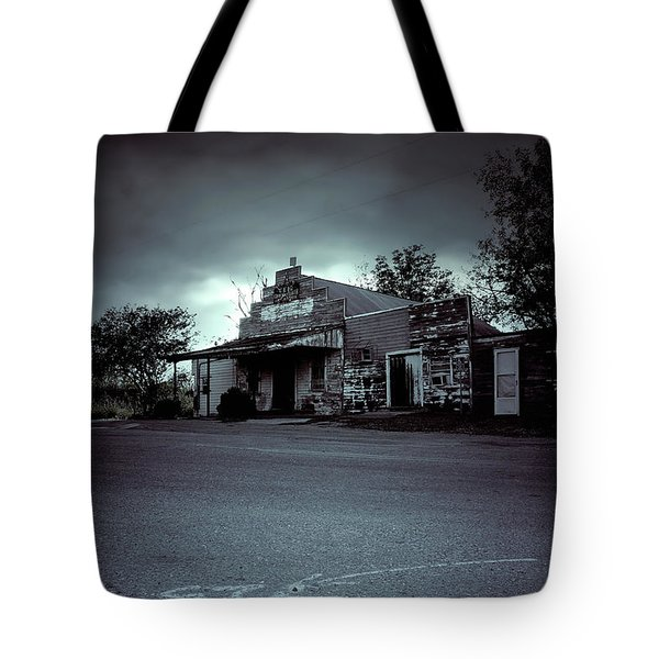 Tcm #10 - General Store  Tote Bag by Trish Mistric