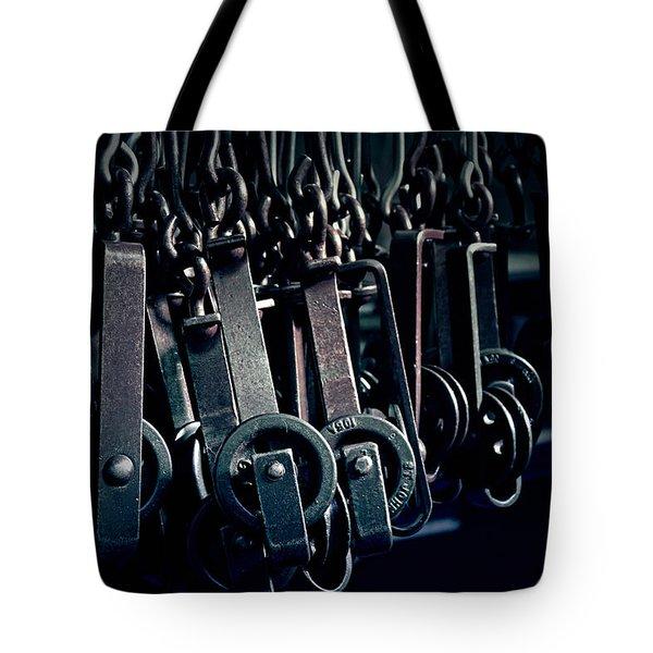 Tcm #2 - Slaughterhouse  Tote Bag