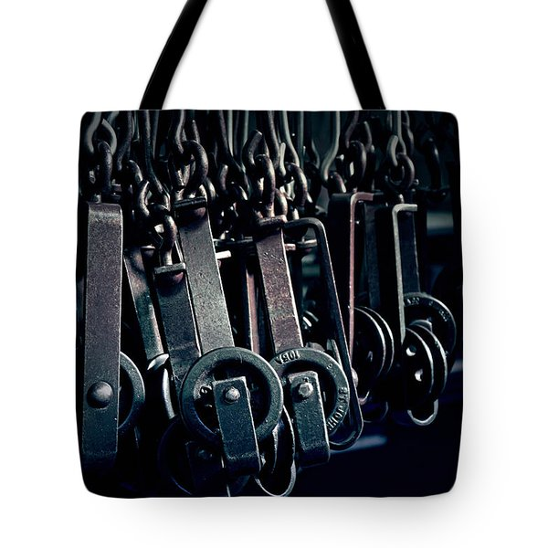 Tcm #2 - Slaughterhouse  Tote Bag by Trish Mistric