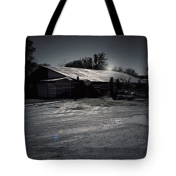 Tcm  #7 - Slaughterhouse Tote Bag by Trish Mistric