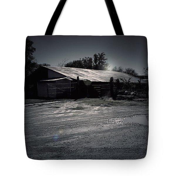Tcm  #7 - Slaughterhouse Tote Bag