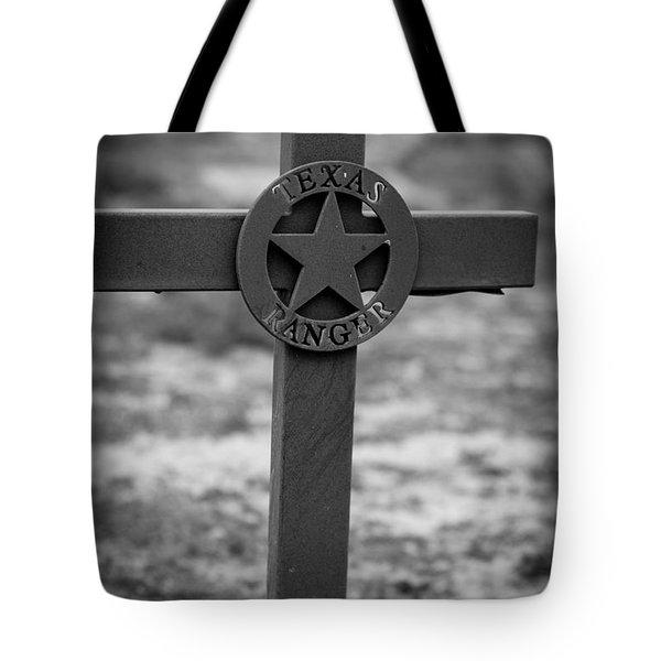The Texas Ranger Tote Bag