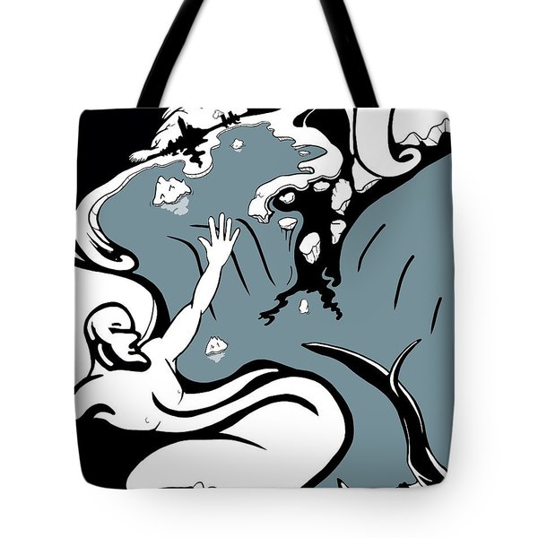 The Thaw Tote Bag