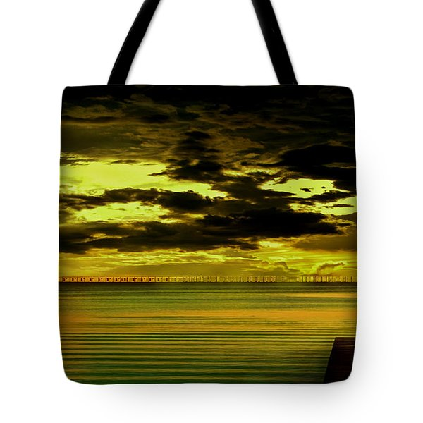 The Thinking Spot Tote Bag