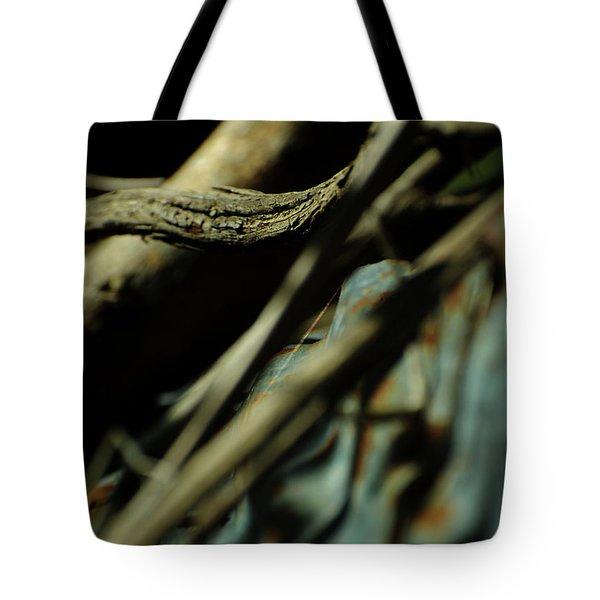 The Thread Tote Bag by Rebecca Sherman
