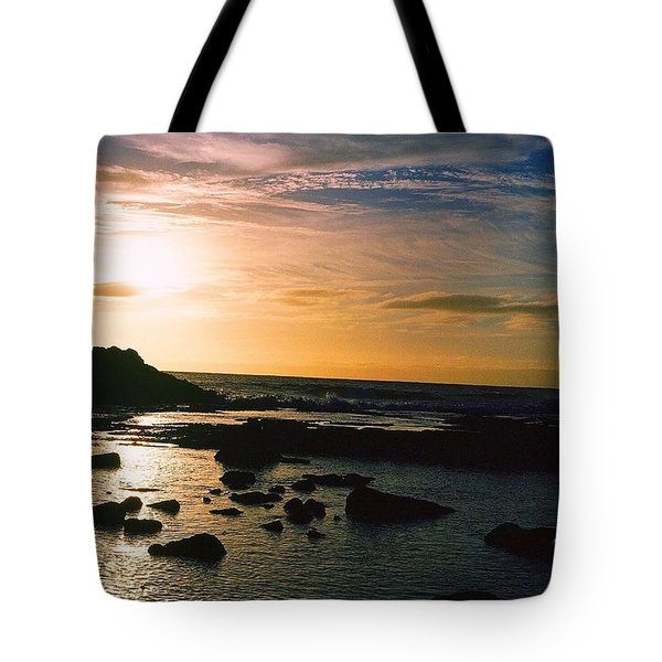The Tide Will Turn Tote Bag