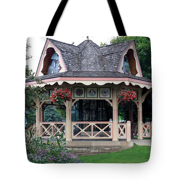 The Time Teller Tote Bag by Hanne Lore Koehler