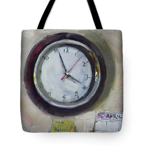 The Times Tote Bag