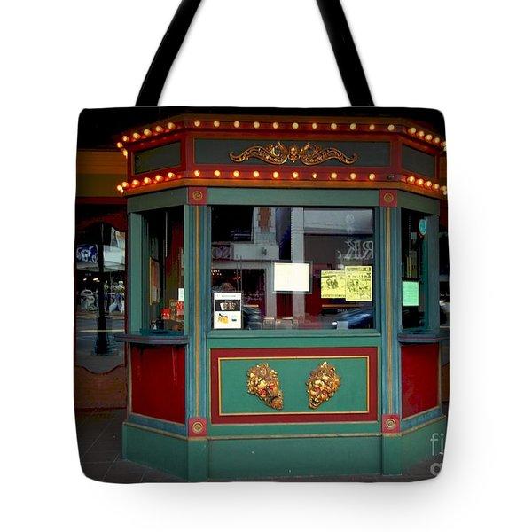 The Tivoli Edited Tote Bag