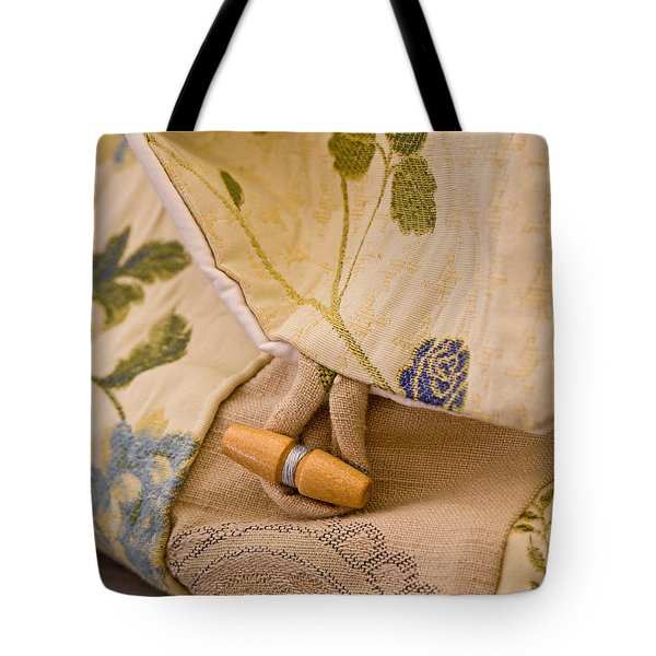 The Toggle Tote Bag