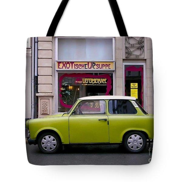 The Trabant Tote Bag