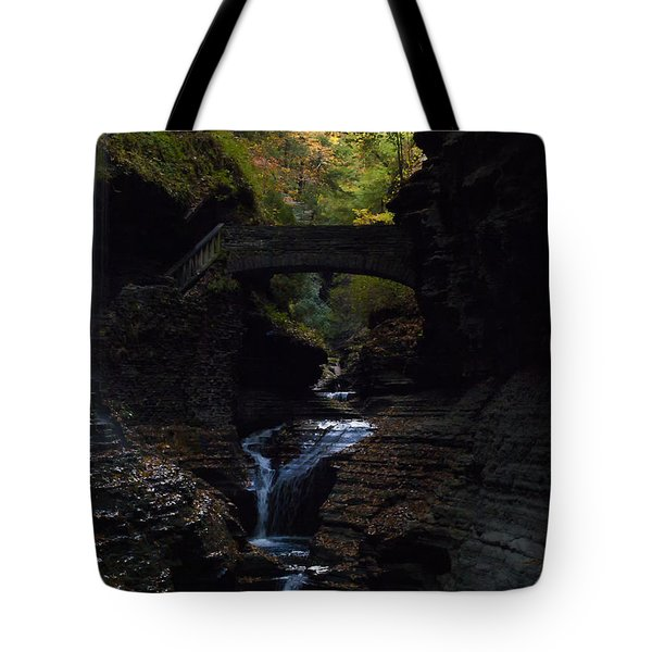 The Trail To Rivendell Tote Bag