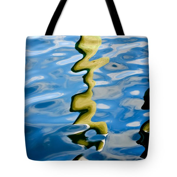 The Transformative Power Of Water Tote Bag