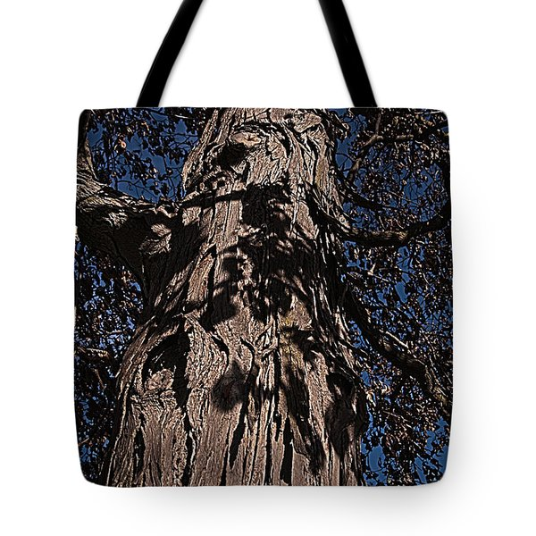 Tote Bag featuring the photograph The Tree Of Life by Deborah Klubertanz