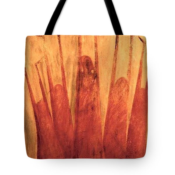 The Tree Of Weeping Tote Bag