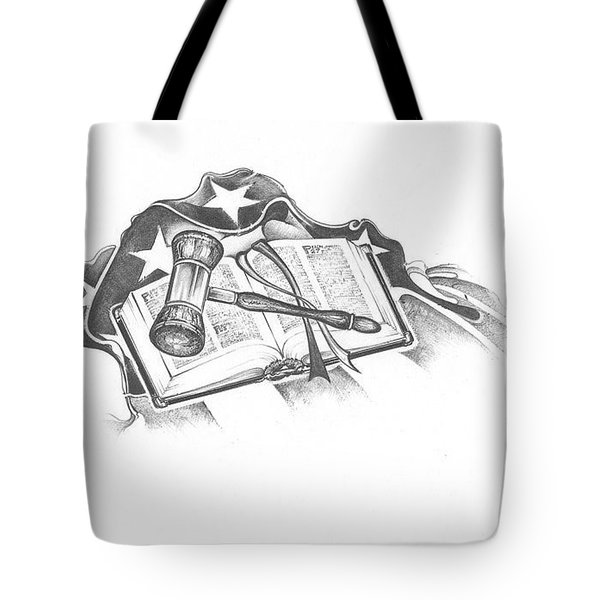 The Trials Of Life Tote Bag