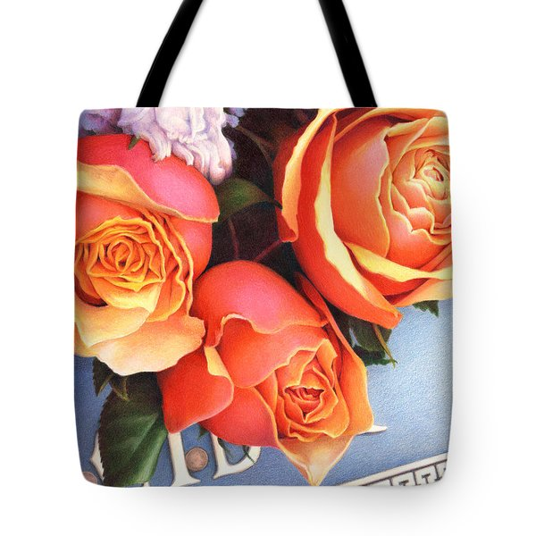 The Tribute Tote Bag by Amy S Turner