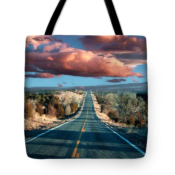 The Trip Tote Bag by Bill Stephens