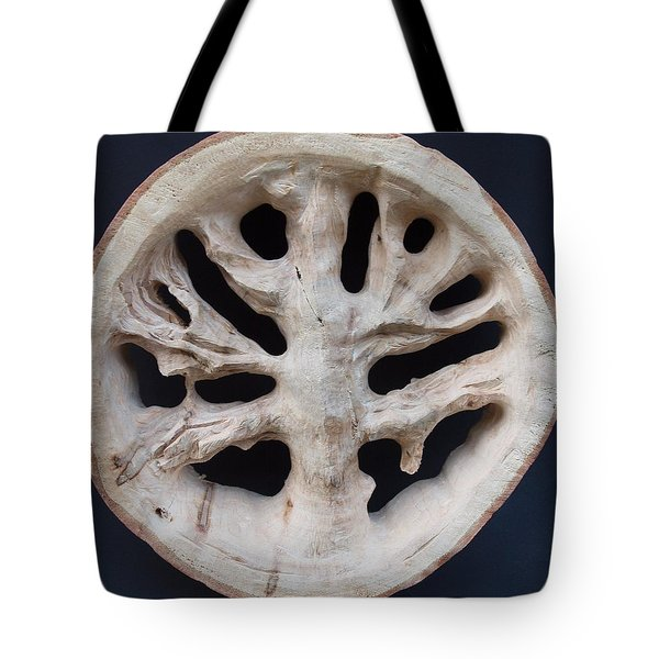 The Trunk Of Time Tote Bag by Robert Margetts