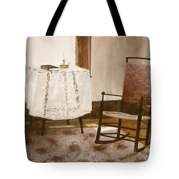 The Trustee Tote Bag by Monte Toon