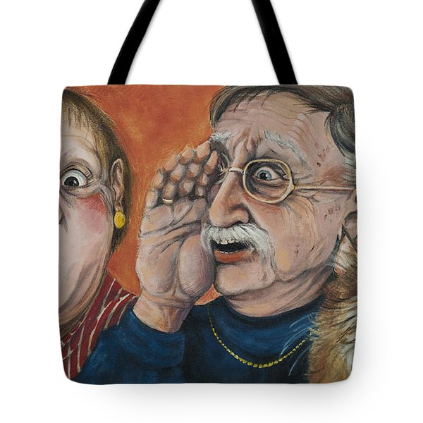 The Truth About Edna Tote Bag by Shelly Wilkerson