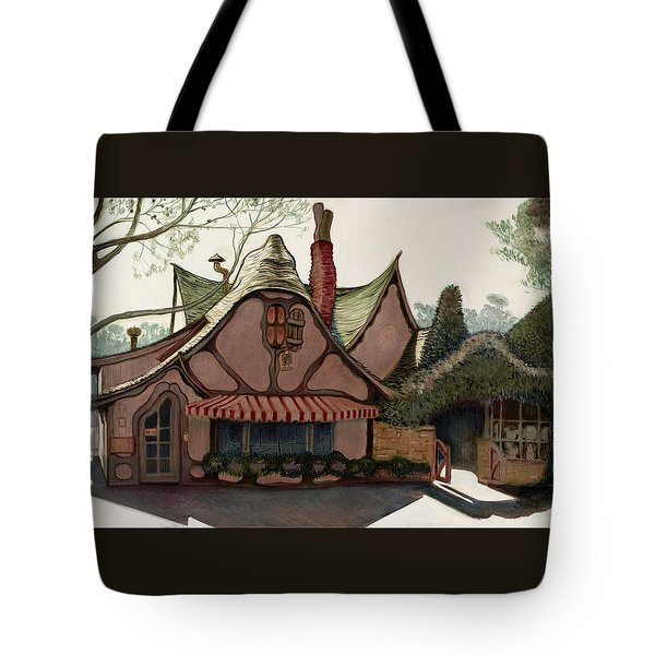 The Tuck Box Tote Bag