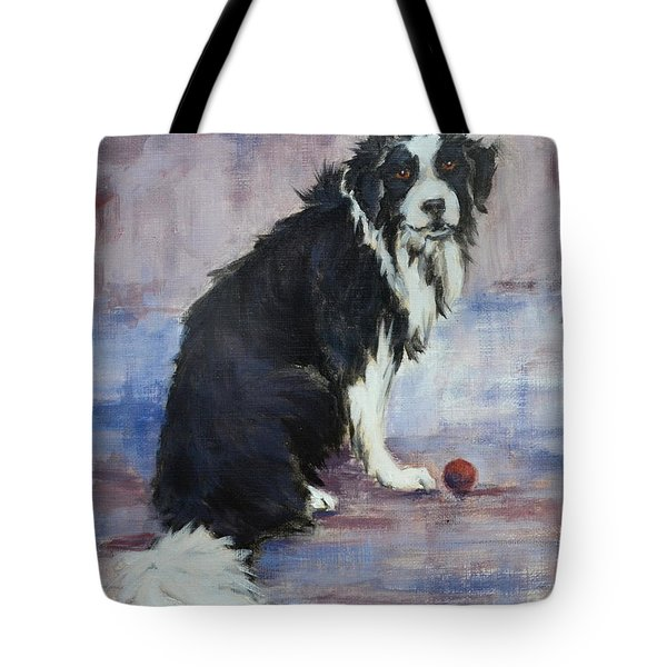 Tote Bag featuring the painting The Twilight Years by Cynthia House
