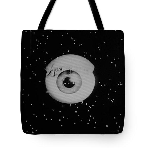 The Twilight Zone Eye Tote Bag