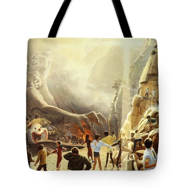 The Two Ways Tote Bag