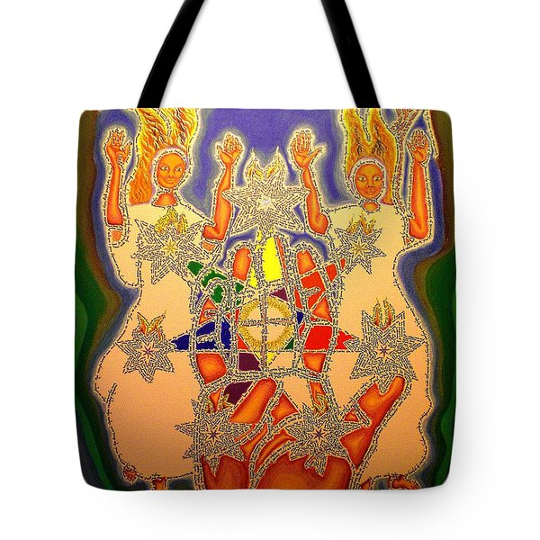 The Two Witnesses  Tote Bag