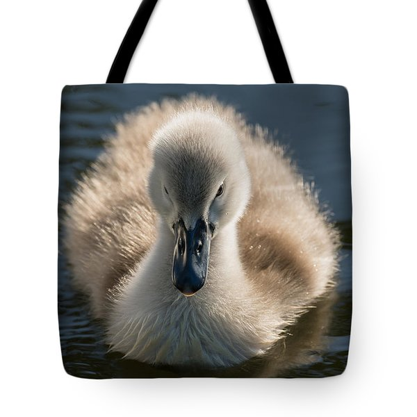 The Ugly Duckling Tote Bag by Michael Mogensen