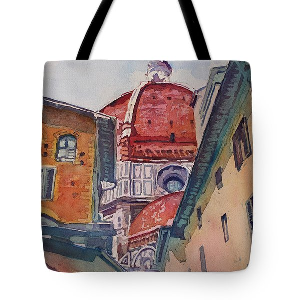 The Ultimate Alley View Tote Bag