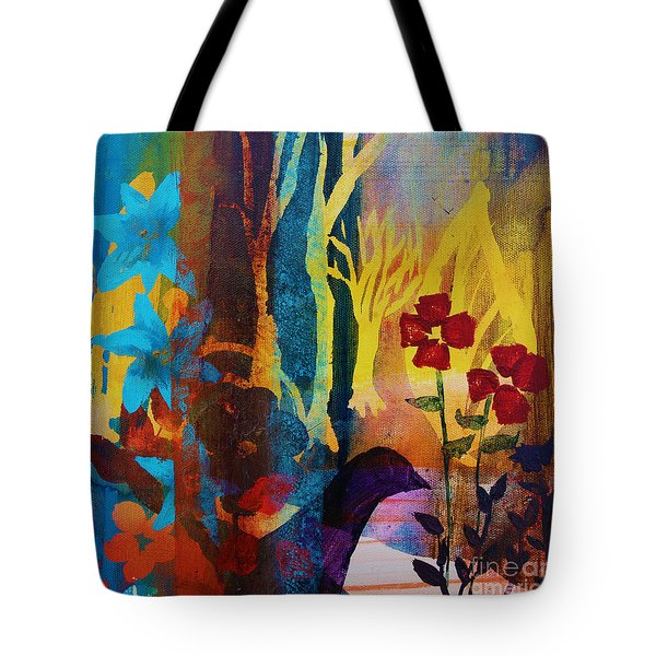 The Unforgettable Walk Tote Bag