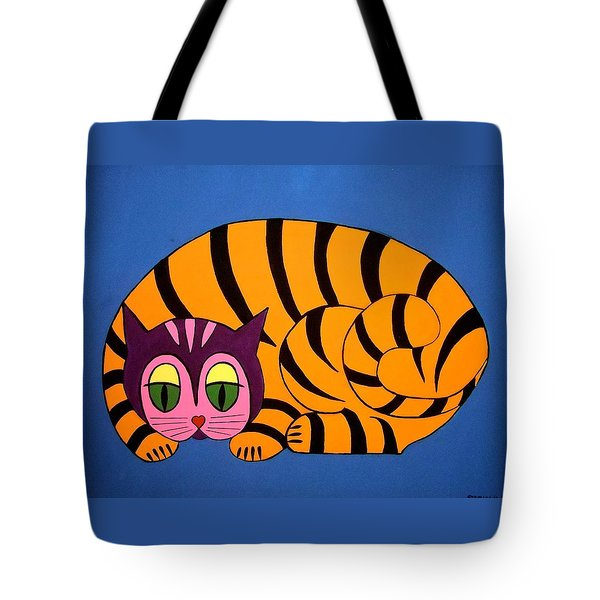 The Unity Cat Tote Bag