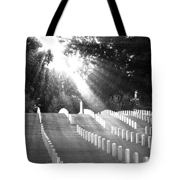 The Unknown Soldiers Tote Bag
