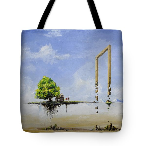 The Untold Story... Tote Bag