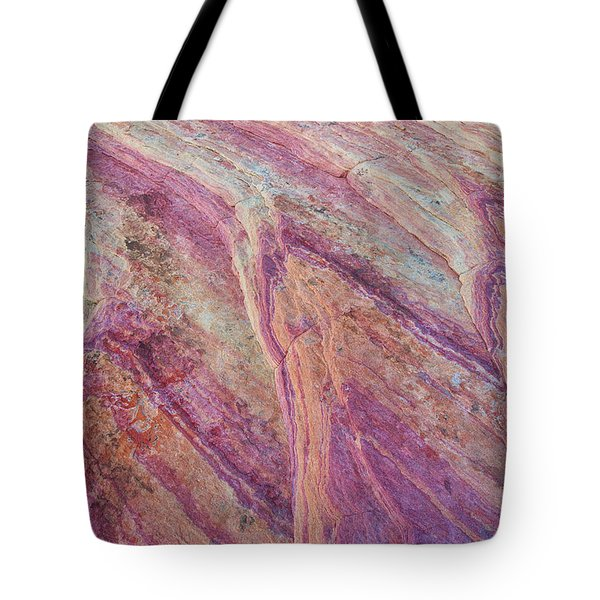 The Valley Floor Tote Bag