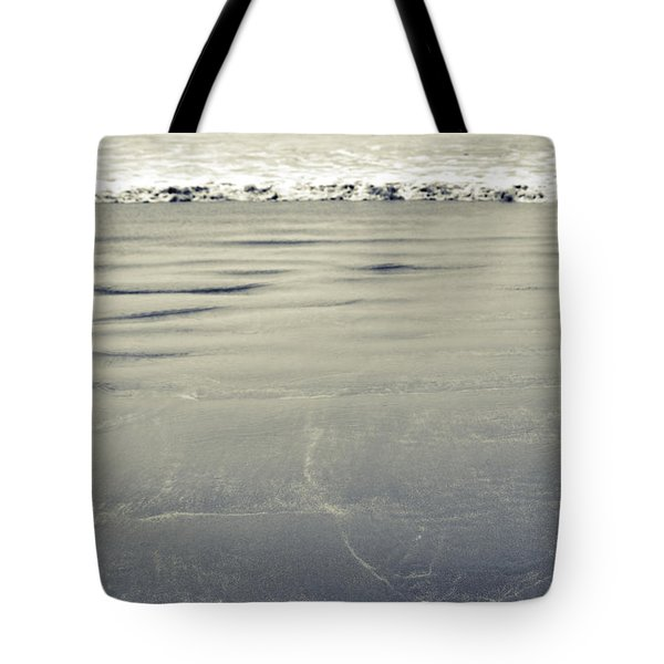 The Vastness Of The Sea Tote Bag by Lisa Knechtel