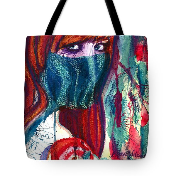 The Veil Tote Bag