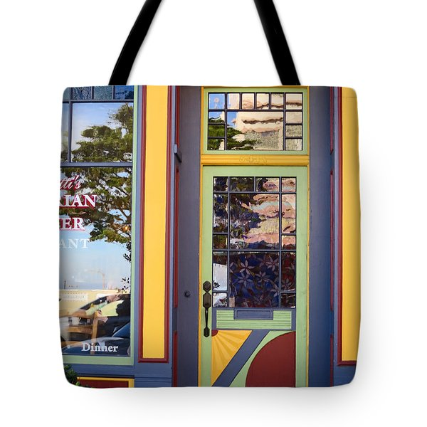 The Victorian Diner Tote Bag