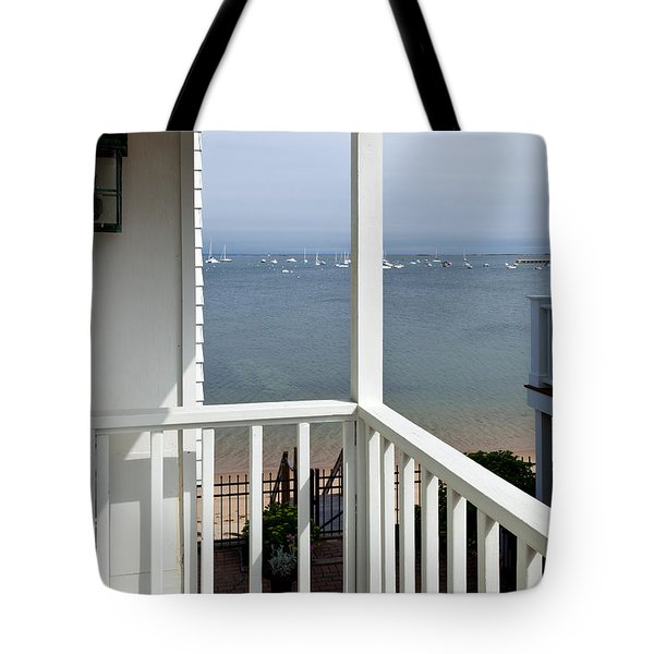 The View From The Porch Tote Bag