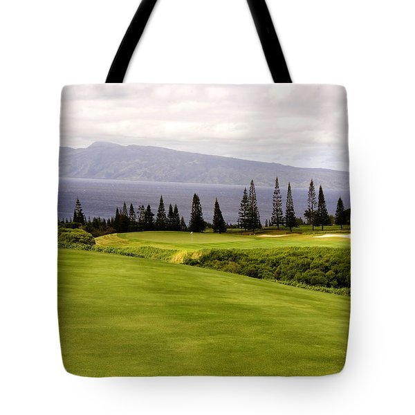 The View Tote Bag